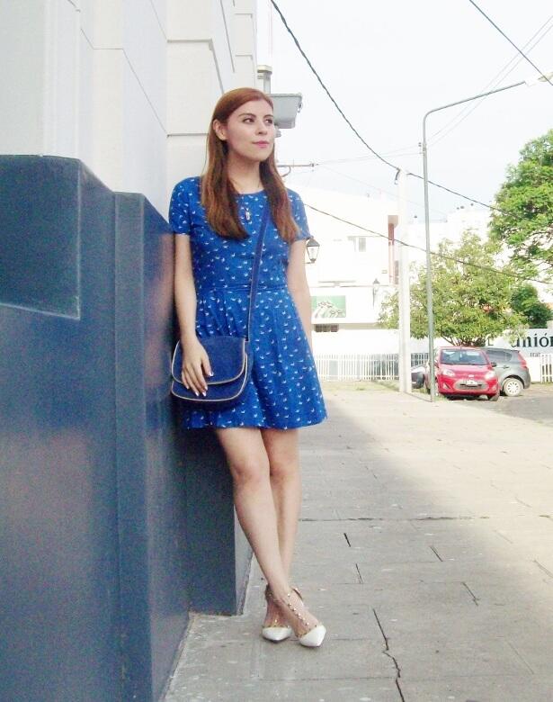 blue-dress-sammydress-rockstud-white-stiletto-pumps-streetstyle-summer2016-trends11