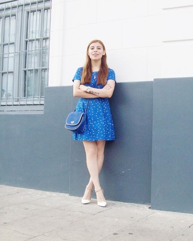 blue-dress-sammydress-rockstud-white-stiletto-pumps-streetstyle-summer2016-trends14