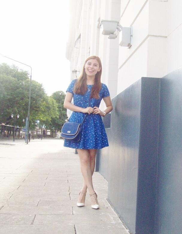 blue-dress-sammydress-rockstud-white-stiletto-pumps-streetstyle-summer2016-trends21