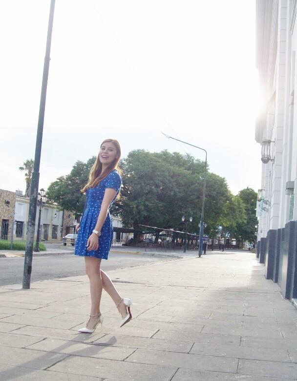 blue-dress-sammydress-rockstud-white-stiletto-pumps-streetstyle-summer2016-trends22
