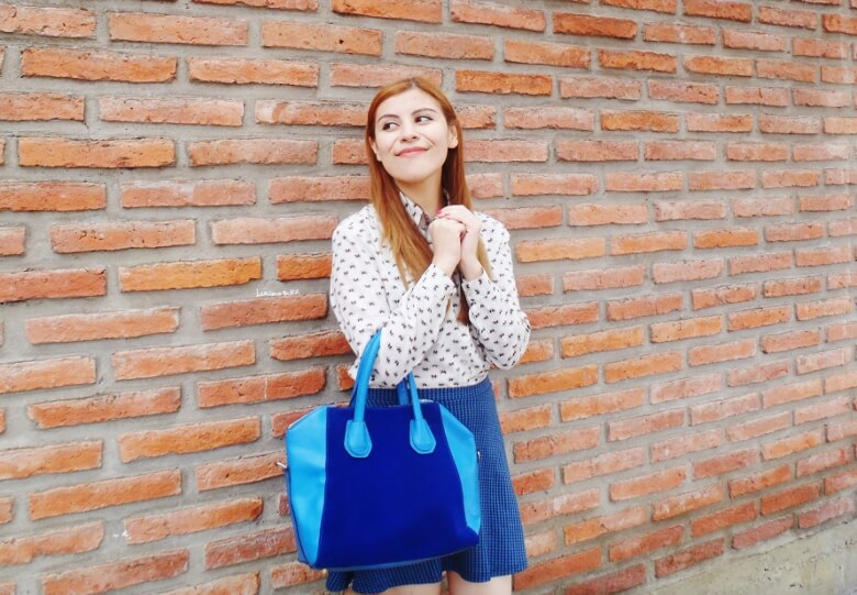 preppy-blue-skater-mini-button-up-shirt-strappy-sandals-rosegal-blue-tote-bag-streetstyle11