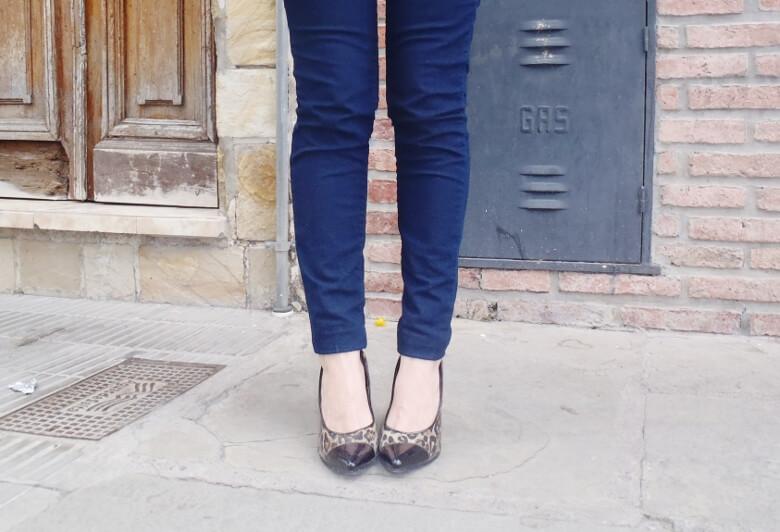 tweed-jacket-skinny-tie-scarf-skinny-jeans-animal-print-stiletto-shoes-black-fedora-fall-winter2016-trends-deborah-ferrero-style-by-deb12