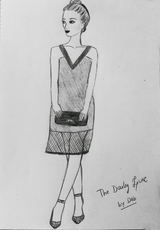11-rachel the daily luxe illustration by deb