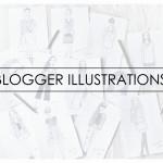BLOGGER ILLUSTRATIONS