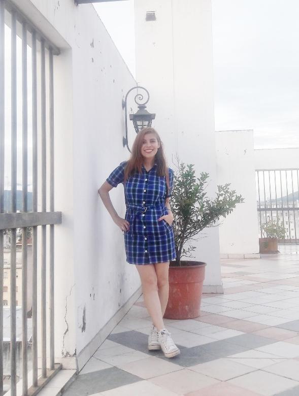 shirt-dress-blue-plaid-tartan-white-converse-fall2016trends-deborah-ferrero-stylebydeb12
