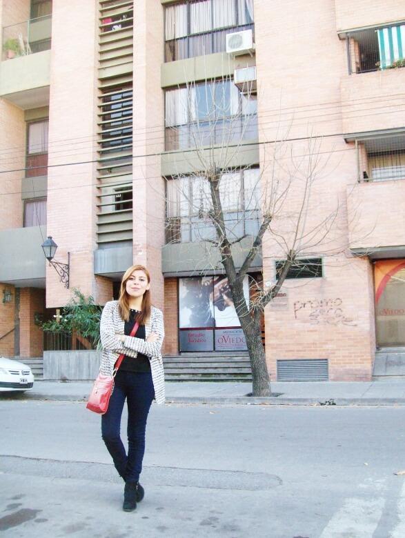 black and white patterned boyfriend blazer dark blue skinny jeans fall autumn 2016 trends fashion blogger salta argentina deborah ferrero style by deb 08