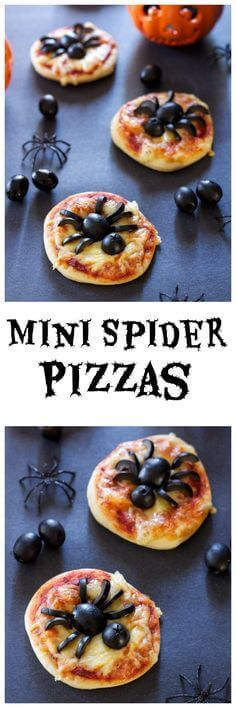 halloween-spider-mini-pizzas-recipe-runner