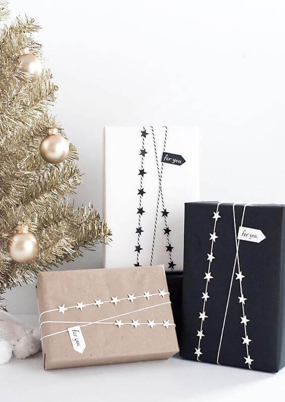 32-diy-star-garland-gift-wrap-homey-oh-my