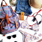 10 TIPS FOR PACKING WISELY FOR YOUR SUMMER TRIP!
