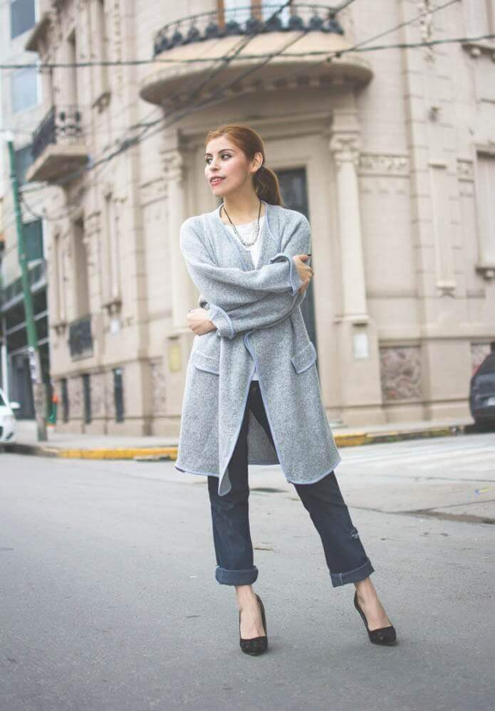 romwe-grey-maxi-cardigan-oversized-coat-boyfriend-jeans-zaful-black-stilettos-deborah-ferrero-winter-2017-trends-style-by-deb01