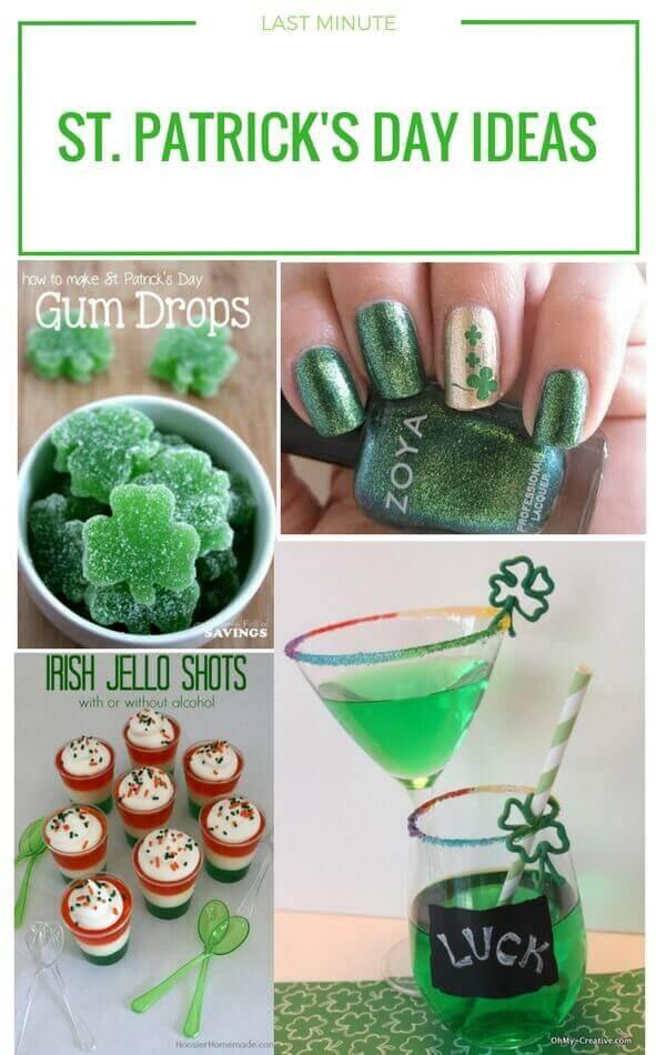 St. Patrick's Day Ideas! (1)