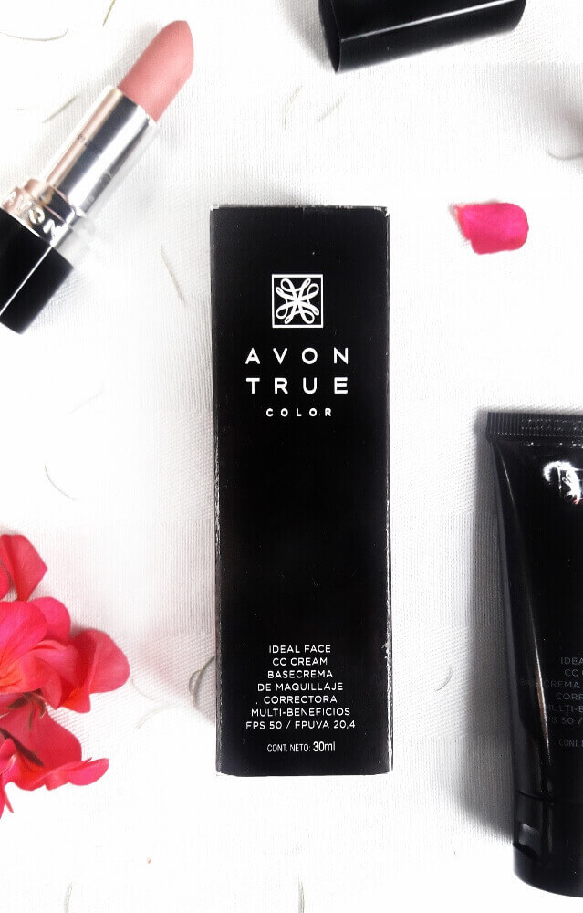 avon ultra matte lipstick lapiz labial reseña avon true color ideal face cc cream multi beneficios review