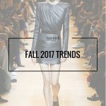 TOP 5 FASHION ESSENTIALS YOU NEED THIS FALL