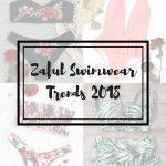 ZAFUL SWIMWEAR TRENDS FOR SUMMER 2018