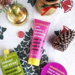 ANATOMICALS BODY BUTTER, BODY CLEANSER & HAIR MASK REVIEW