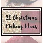 THE XMAS SPECIAL PART II: 20 CHRISTMAS MAKEUP IDEAS