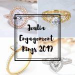 JEULIA NEWEST ENGAGEMENT RINGS 2019
