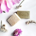 TRYING COCONUT AND OLIVE OIL NATURAL BAR SOAPS