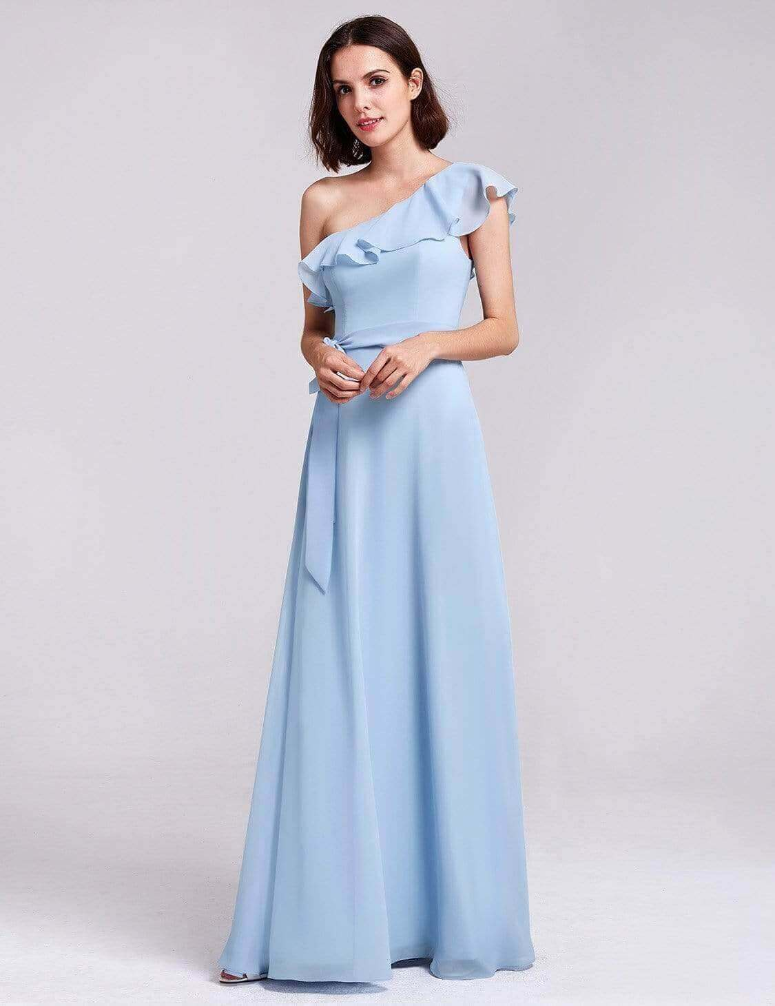 ever pretty bridesmaid expensive looking yet affordable cheap gown