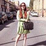 HUM HUM LONDON DRESS