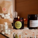 HULU SOY WAX MELTS & CANDLES AND BATH SALTS