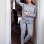 THE COZIEST FEMMELUXE LOUNGEWEAR SET EVER