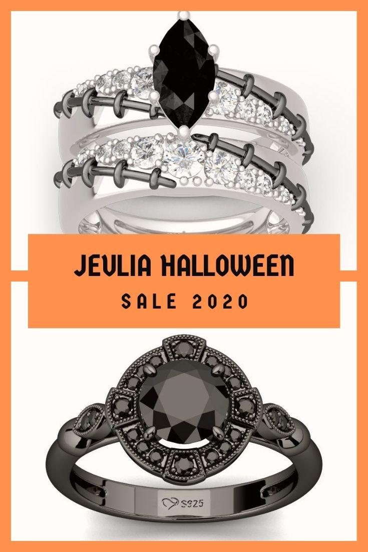 Jeulia Halloween Sale 2020