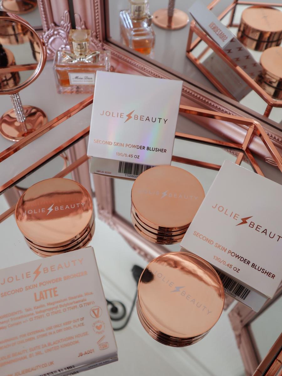 jolie beauty packaging