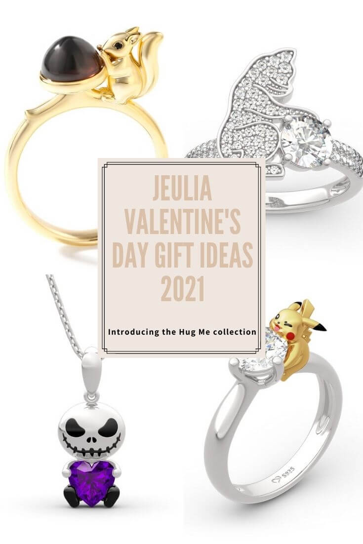JEULIA VALENTINE'S DAY GIFT IDEAS 2021