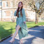 SPRING READY: DRESSLILY MAXI DRESS