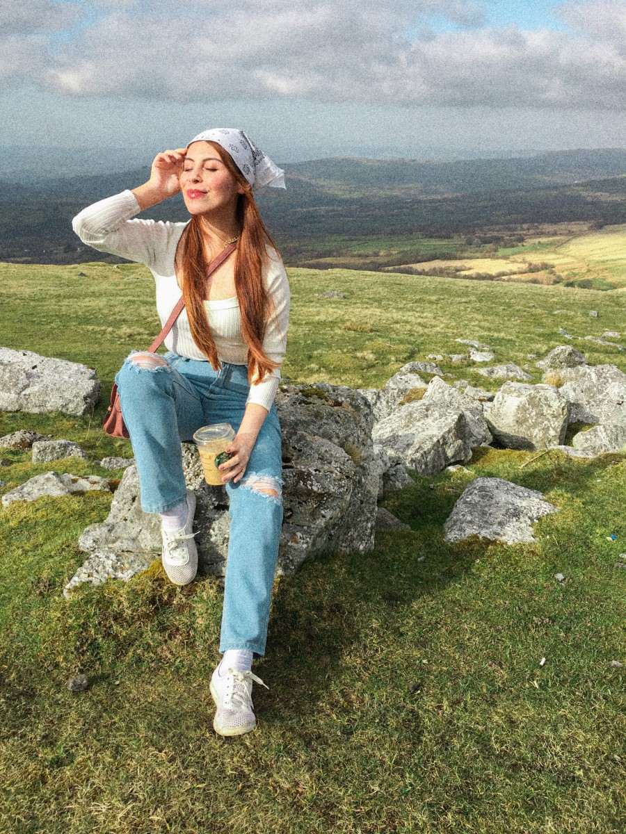 deborah ferrero style by deb april 2021 black mountains wales