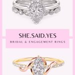 'SHE SAID YES' BRIDAL & ENGAGEMENT RINGS
