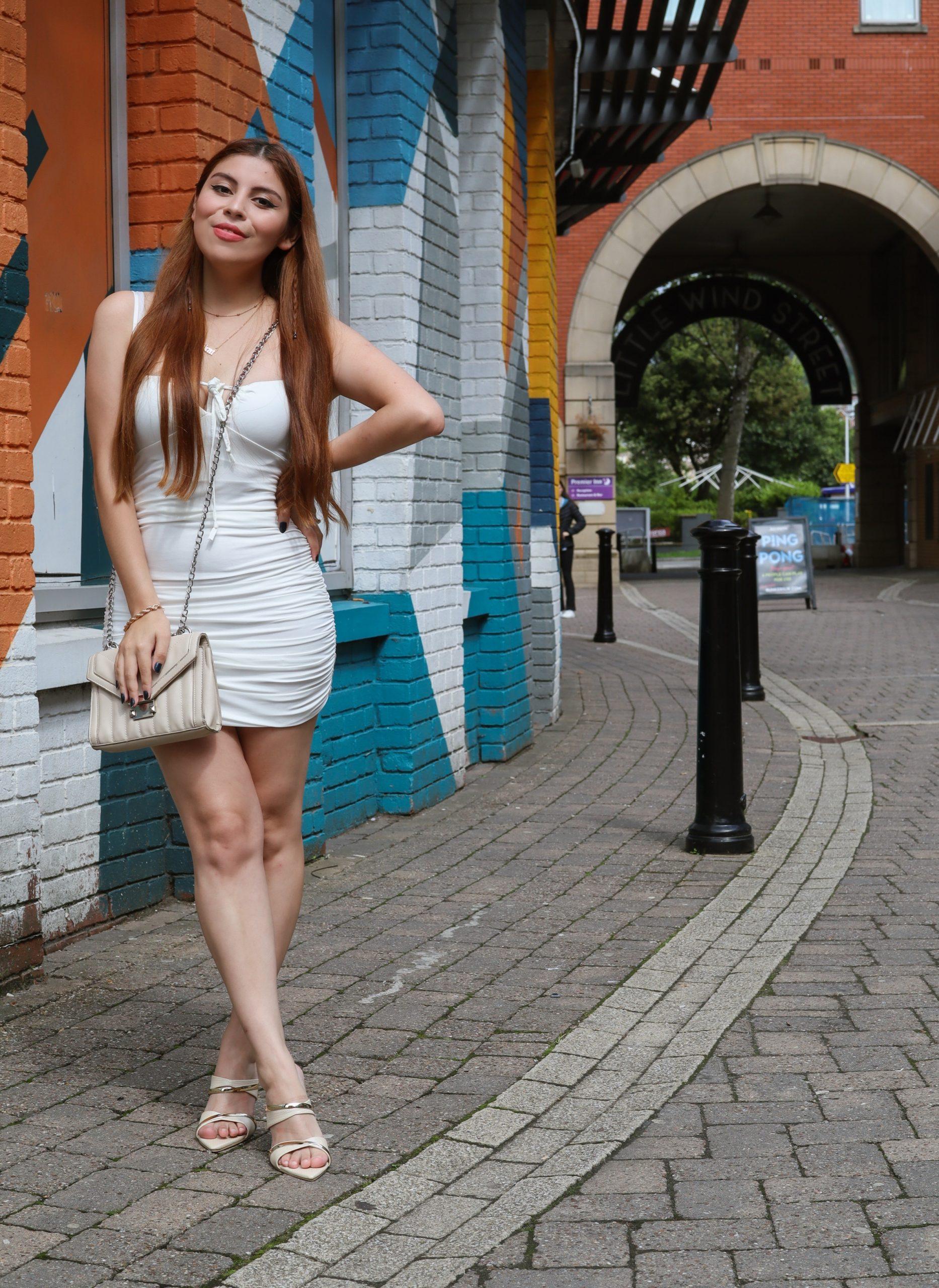 style by deb femmeluxe white dress
