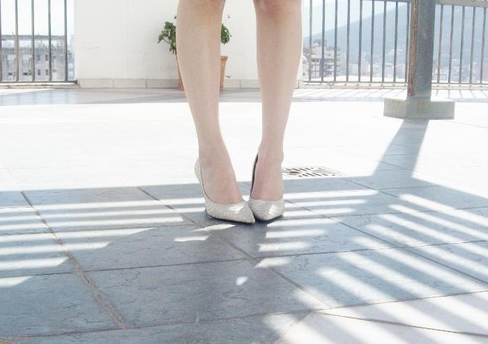 Pattern-flared-skirt-zebra-fashion-blogger-streetstyle-officewear-06