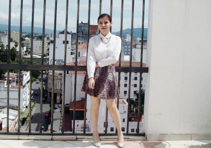 animal-print-skater-skirt-white-shirt-streetstyle-girly08