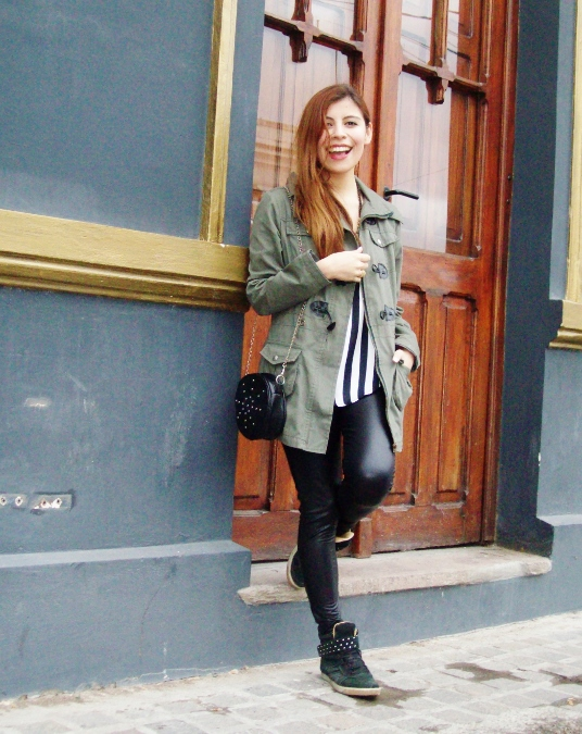 parka-military-green-anorak-stripes-faux-leather-leggings-fall2014-streestyle02