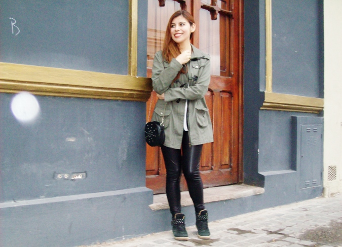 parka-military-green-anorak-stripes-faux-leather-leggings-fall2014-streestyle05