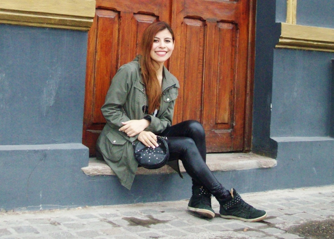 parka-military-green-anorak-stripes-faux-leather-leggings-fall2014-streestyle06