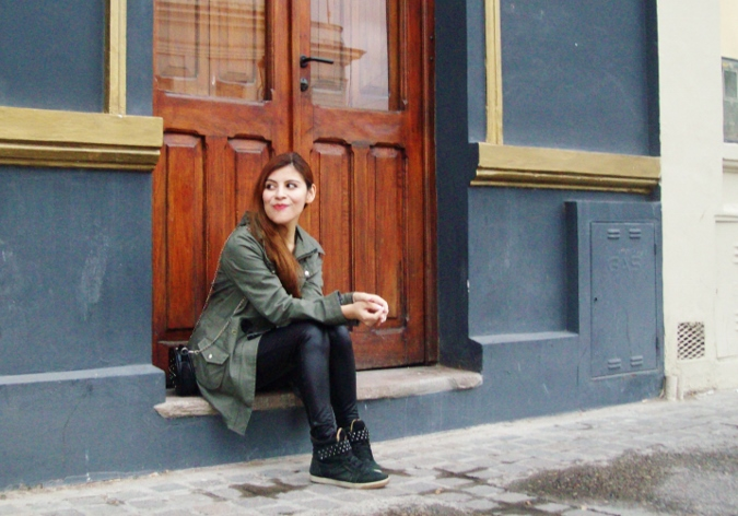 parka-military-green-anorak-stripes-faux-leather-leggings-fall2014-streestyle11