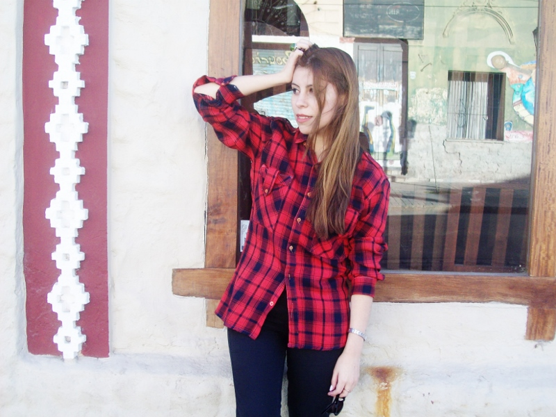 tartan-plaid-booties-blogger-streetstyle-red04